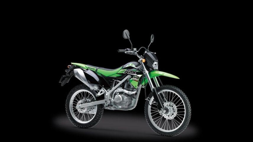 Kawasaki Klx  Tahun