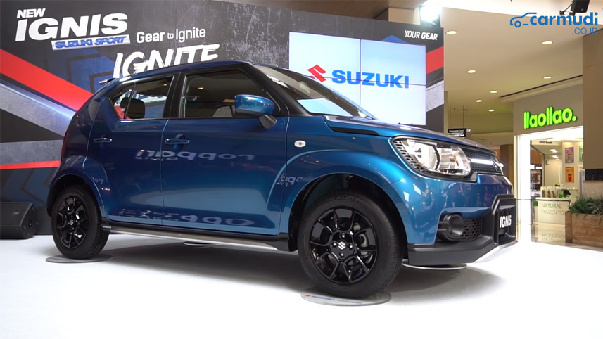 Suzuki Ignis SE