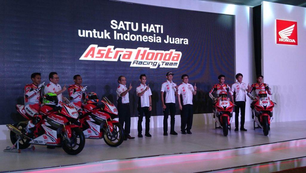 pebalap indonesia