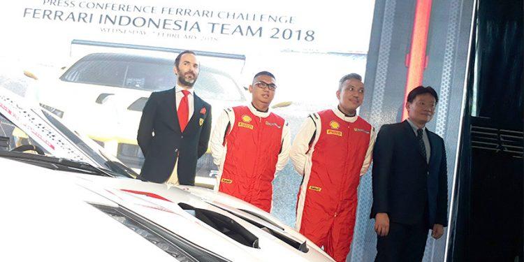 Ferrari Challenge Trofeo Pirelli 2018