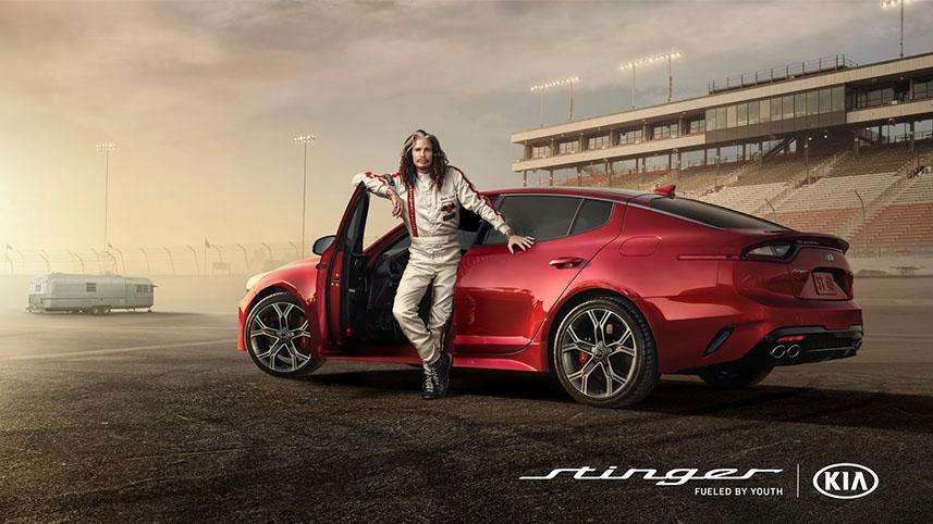 KIA GT Stringer 2018