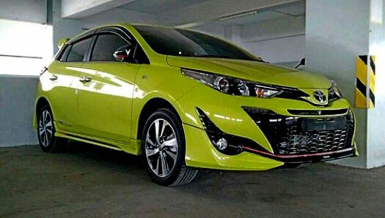 Toyota Yaris Baru