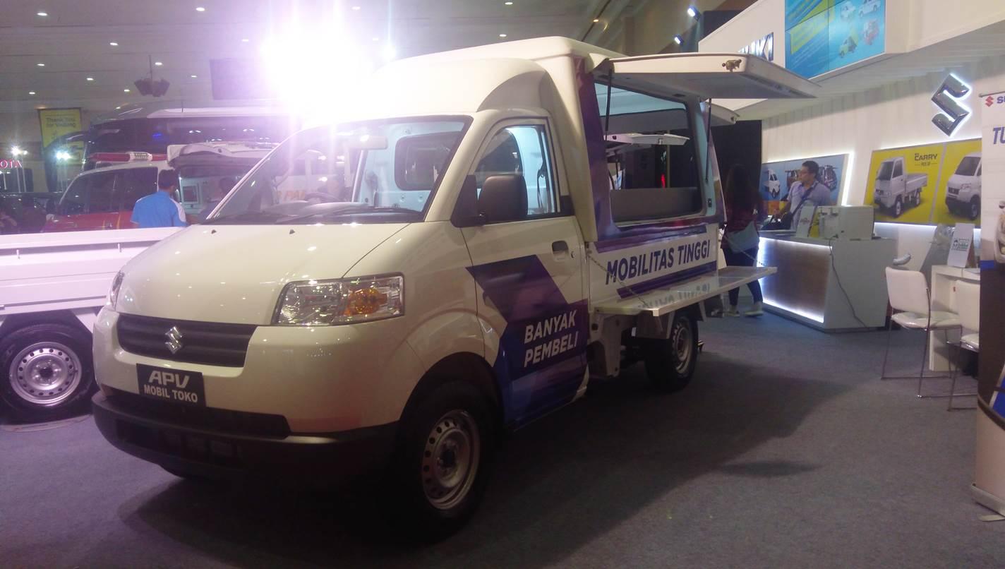 Suzuki Mega Carry Pick Up Bongsor Serba Guna Dengan Muatan Banyak