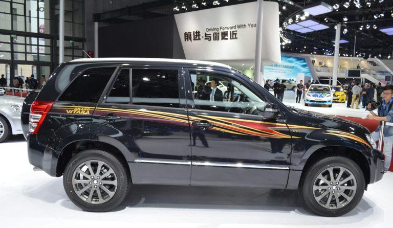 Suzuki:Dalam Waktu Dekat Luncurkan Grand Vitara Generasi ...