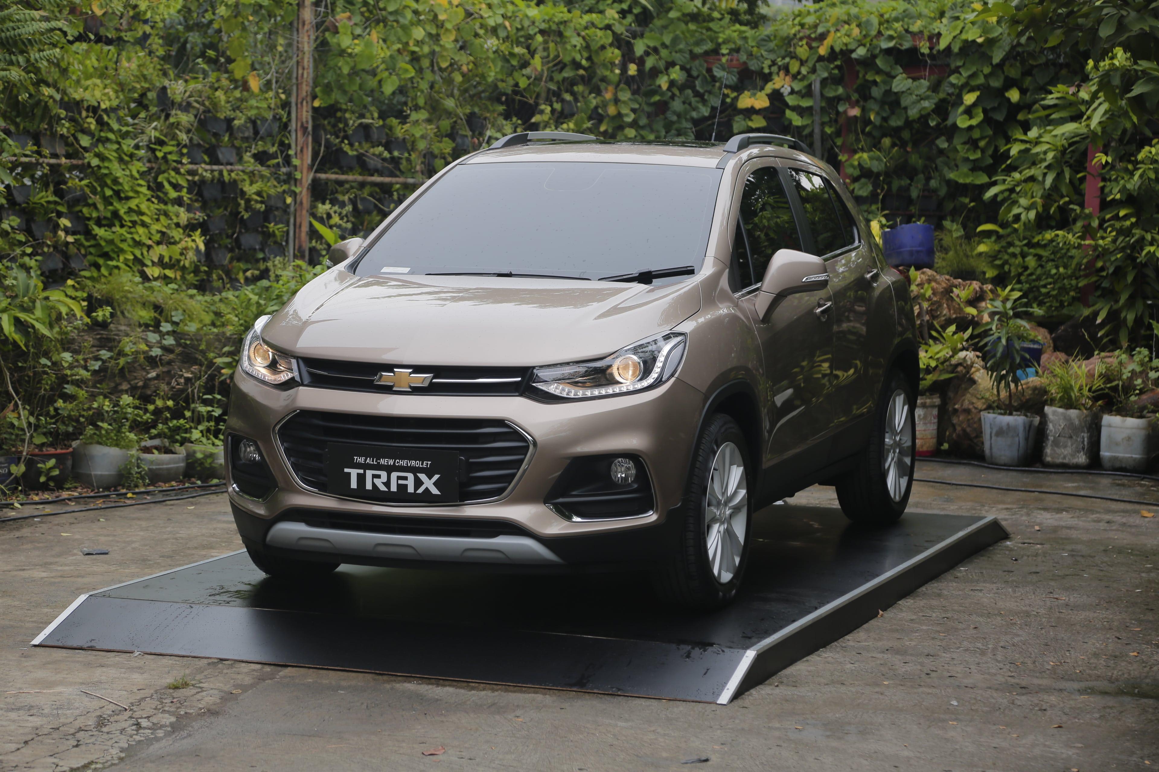 Makin Berkelas Chevrolet Trax Premier Di Indonesia Sekarang