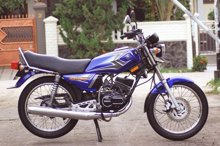 84 Modifikasi Motor Rx King Terbagus Terkeren Kuroko Motor