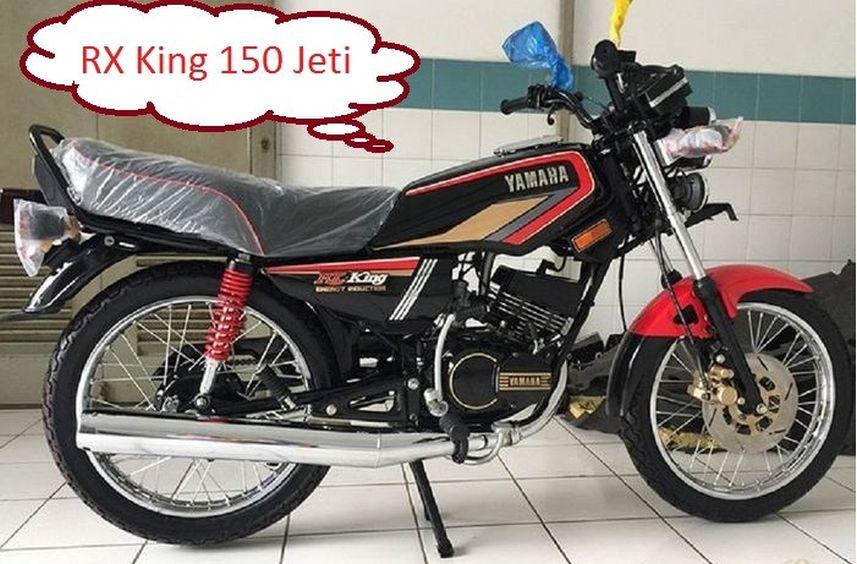 Banderol Yamaha Rx