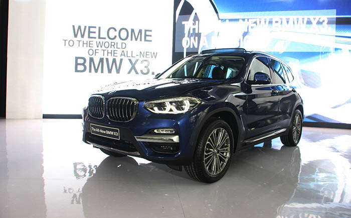 BMW X3 Kini Lebih Besar Dibanding X5 Dulu, Sudah Hadir di Indonesia - Carmudi Indonesia