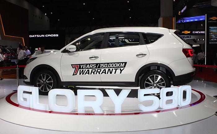Harga DFSK Glory 580