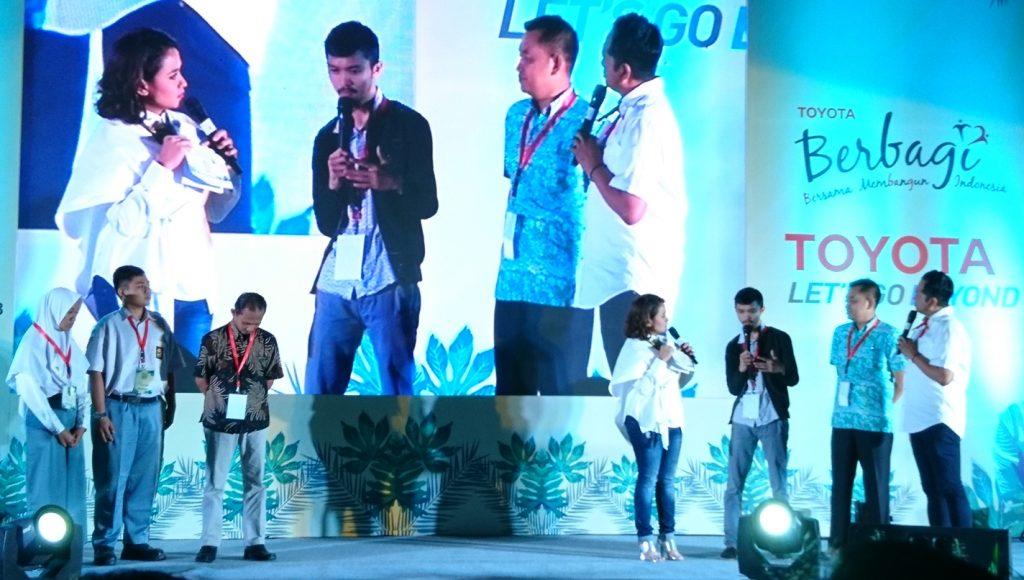 Toyota Eco Youth Ke-11 Ajak Generasi Muda Ciptakan Inovasi Peduli Lingkungan