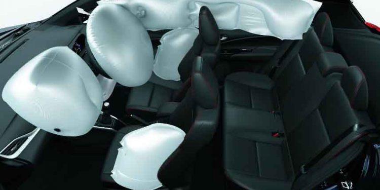 Fitur keselamatan Toyota