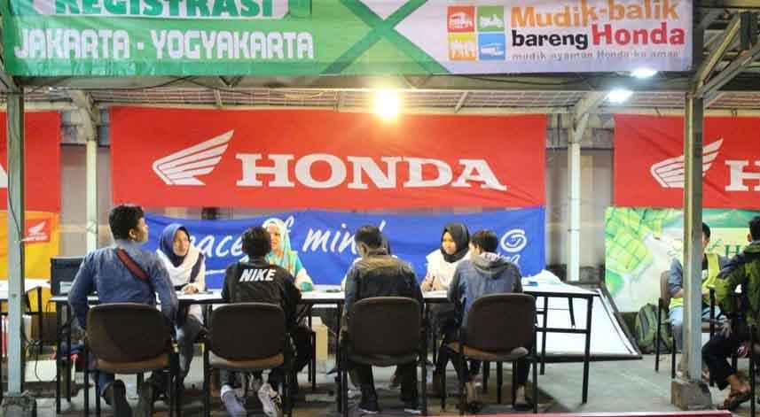 Mudik Honda