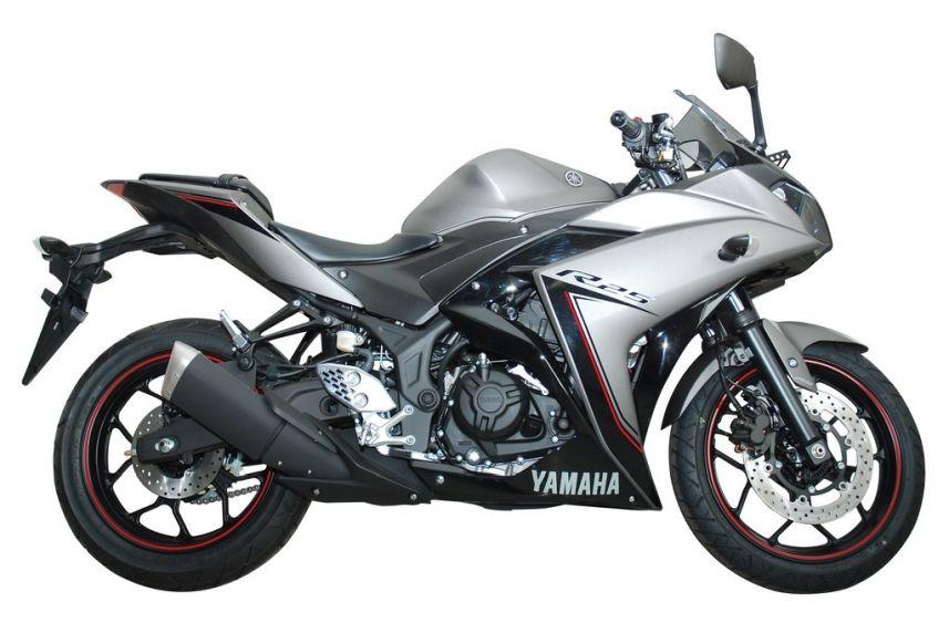 Perkiraan Desain Yamaha R25 Terbaru Foto IWB