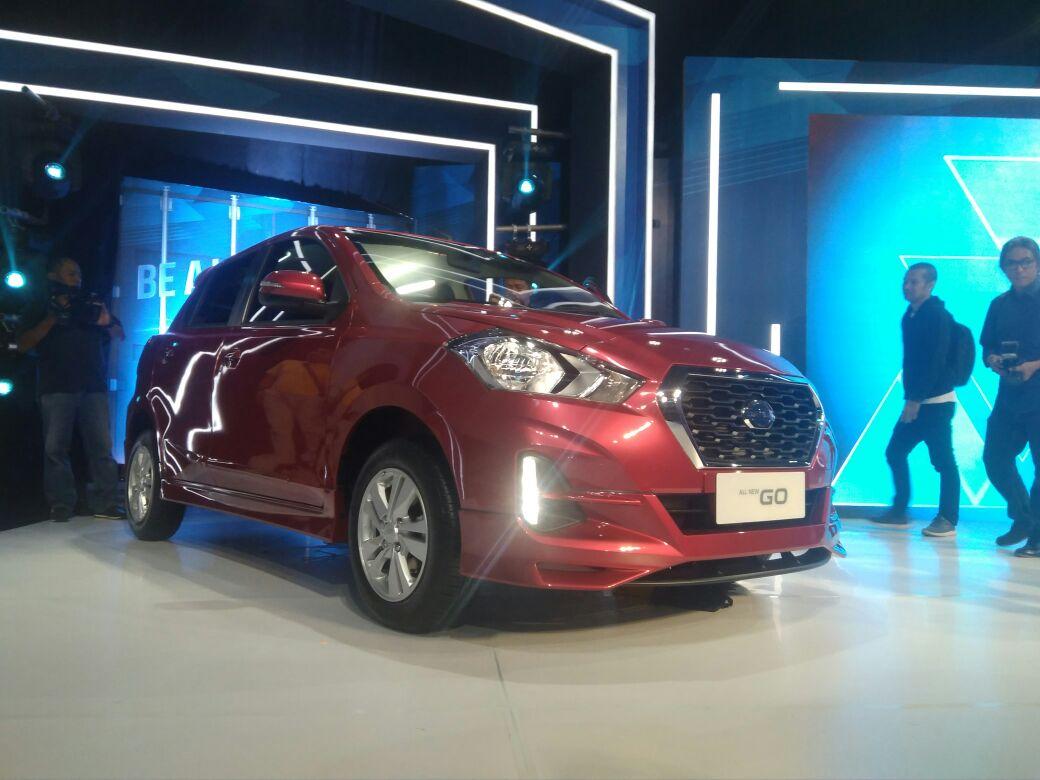 Bukan Mobil LCGC Nama Panca Di New Datsun GO X Tronic CVT Hilang
