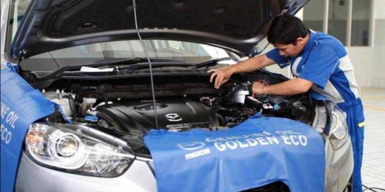 Bengkel Mazda