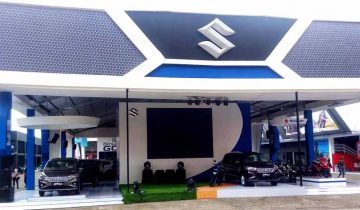 Booth Suzuki