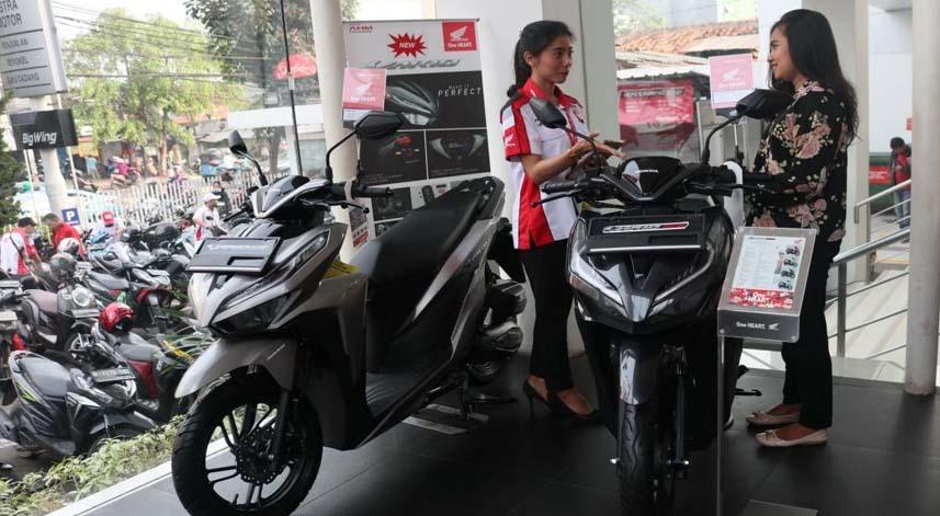 All new Honda Vario