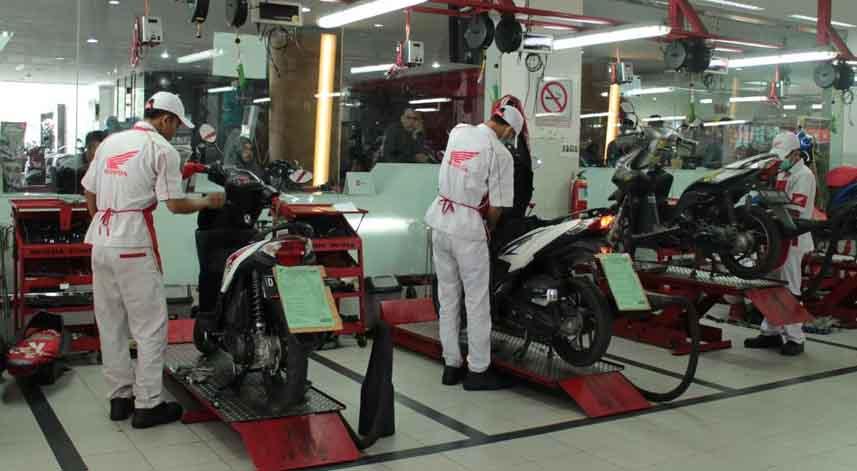 Bengkel Honda