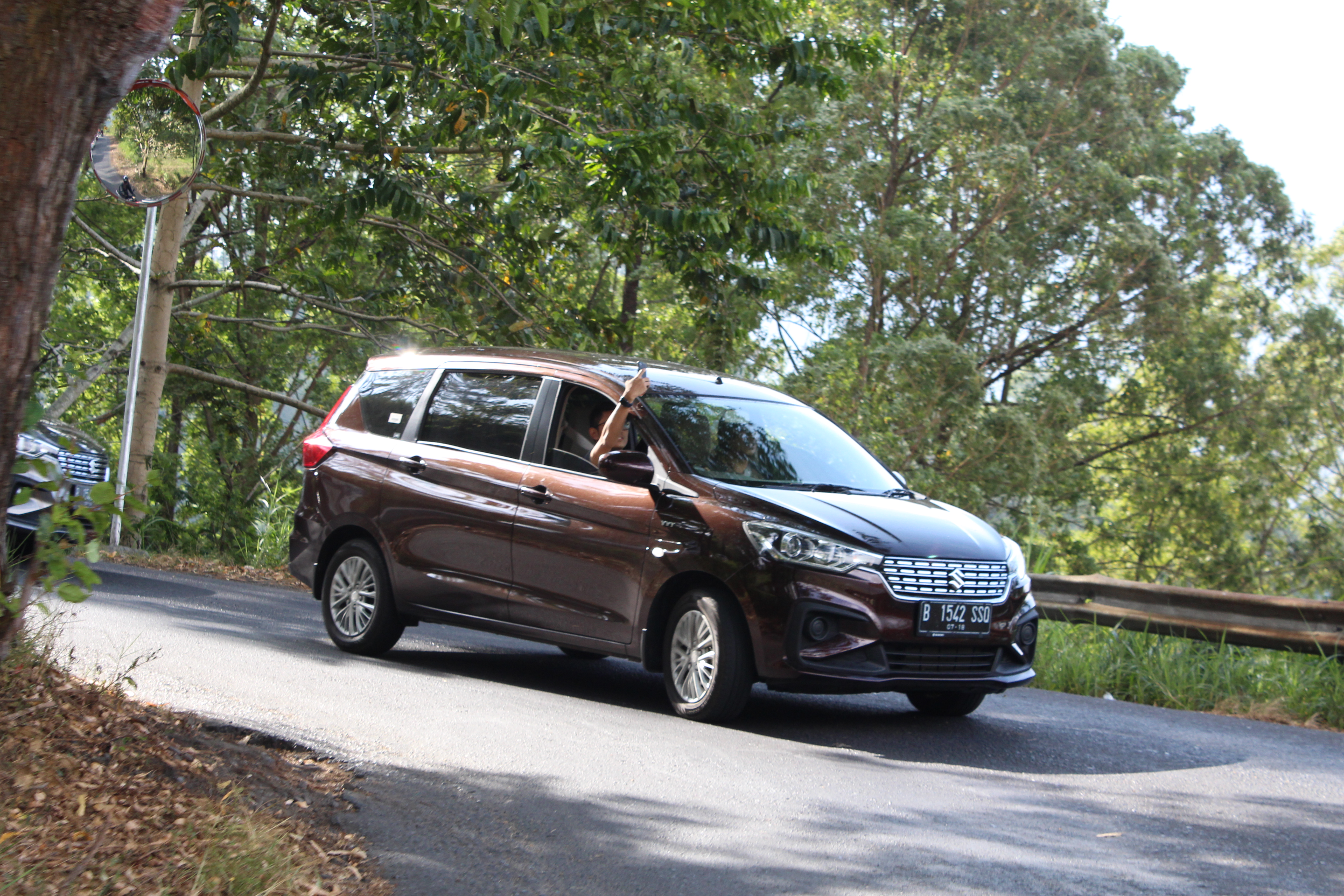 Test Drive All New Ertiga
