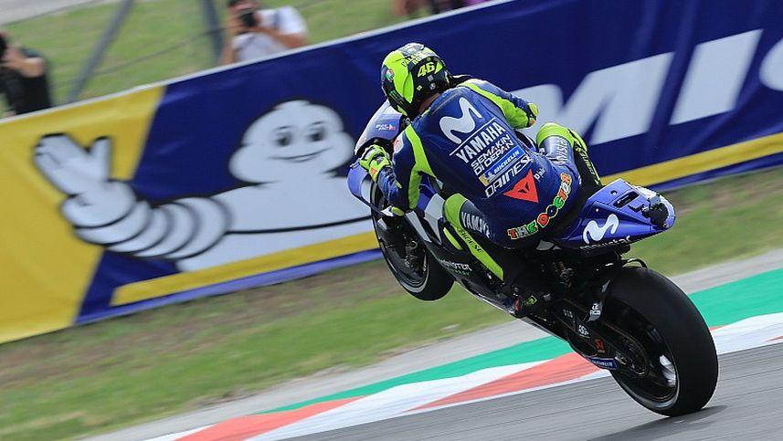 Dipasok Ban 'Jelek' Dari Michelin, Pebalap MotoGP Tetap ...