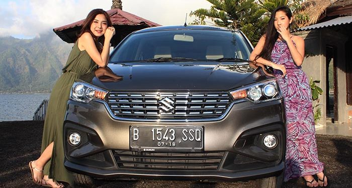 Suzuki XL7 dan Ertiga