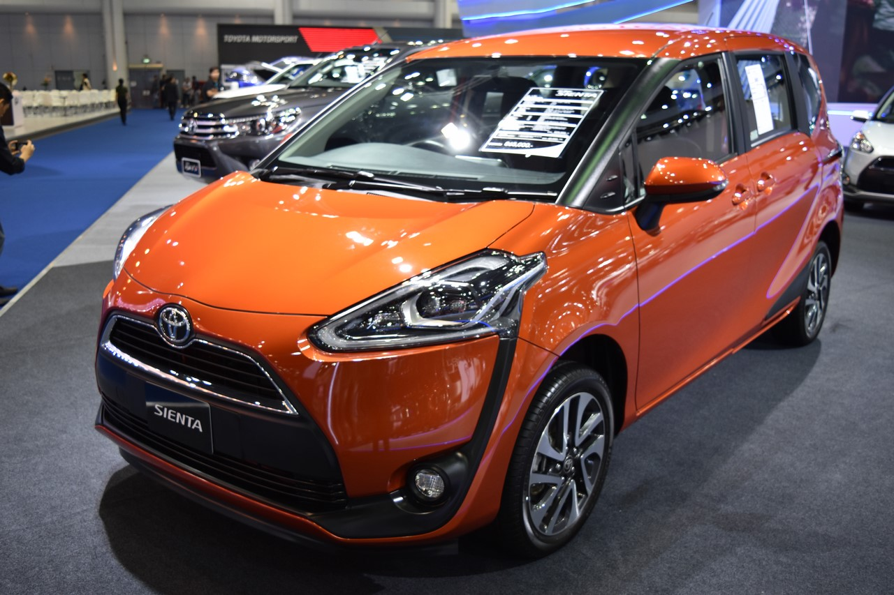 Toyota Sienta Facelift Siap Meluncur Juli 2018 Apa Saja Yang Berubah