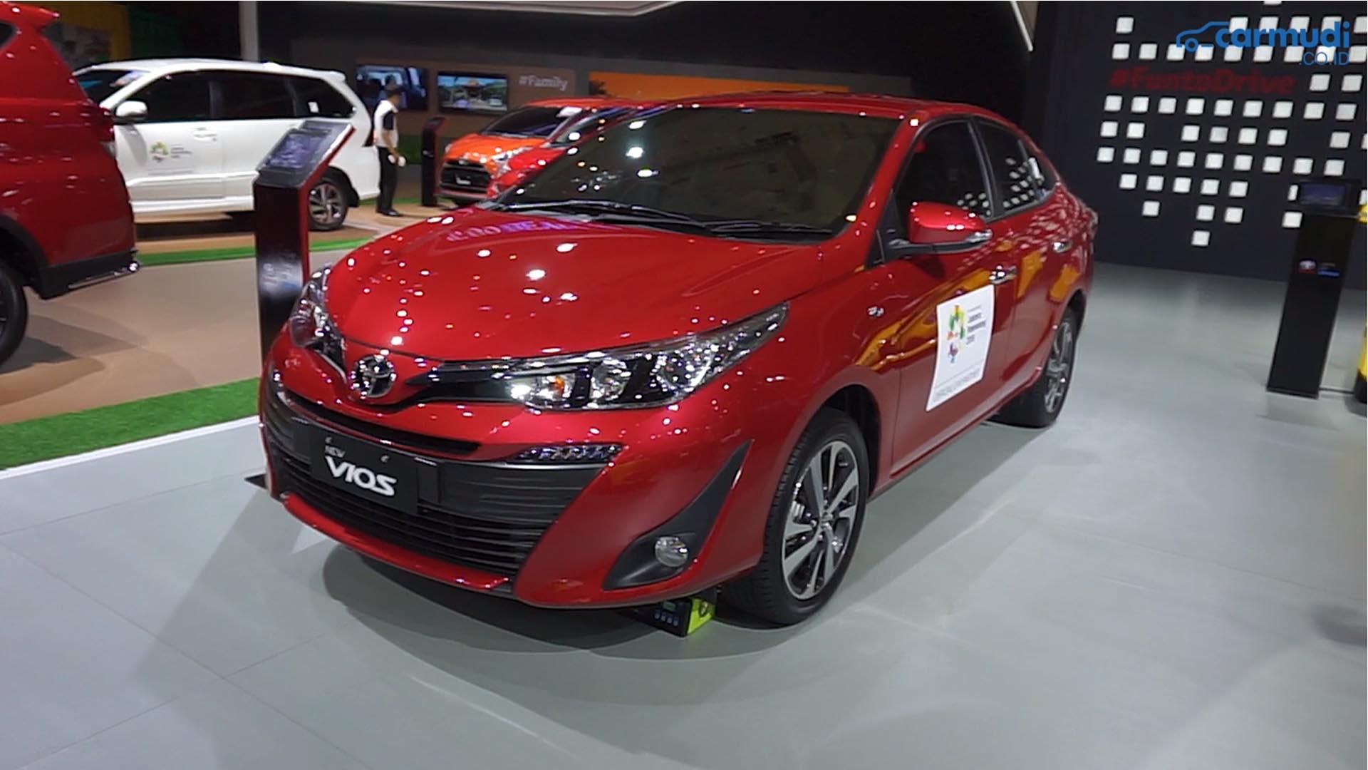 Review New Toyota Vios 2018 Bukan Untuk Taksi
