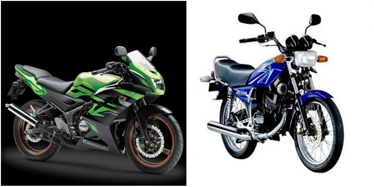 Yamaha Rx King Dan Kawasaki Ninja 150 Motor 2 Tak Yang Kian Mahal