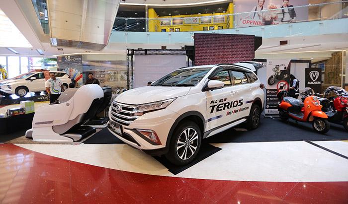 Galaxy Auto Mall >> Codymaxx Auto Mall 2018 Di Atrium Grand City Mall Surabaya