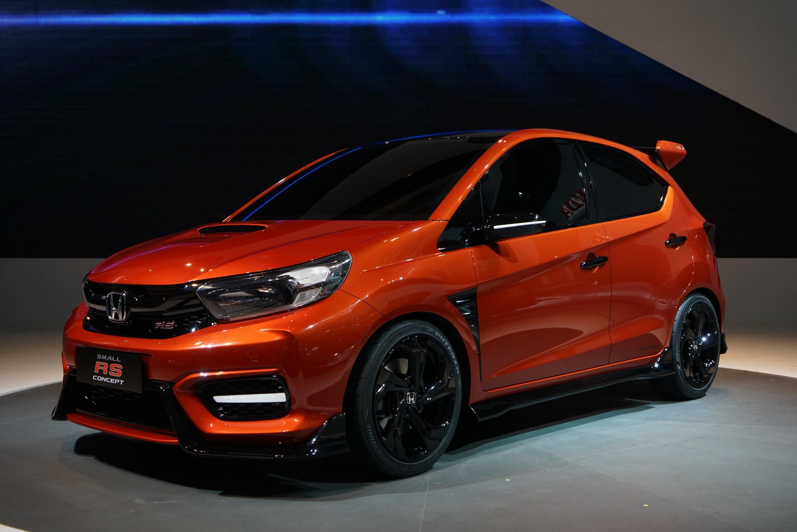 Minggu Depan Konsumen Sudah Bisa Test Drive Honda Brio Terbaru