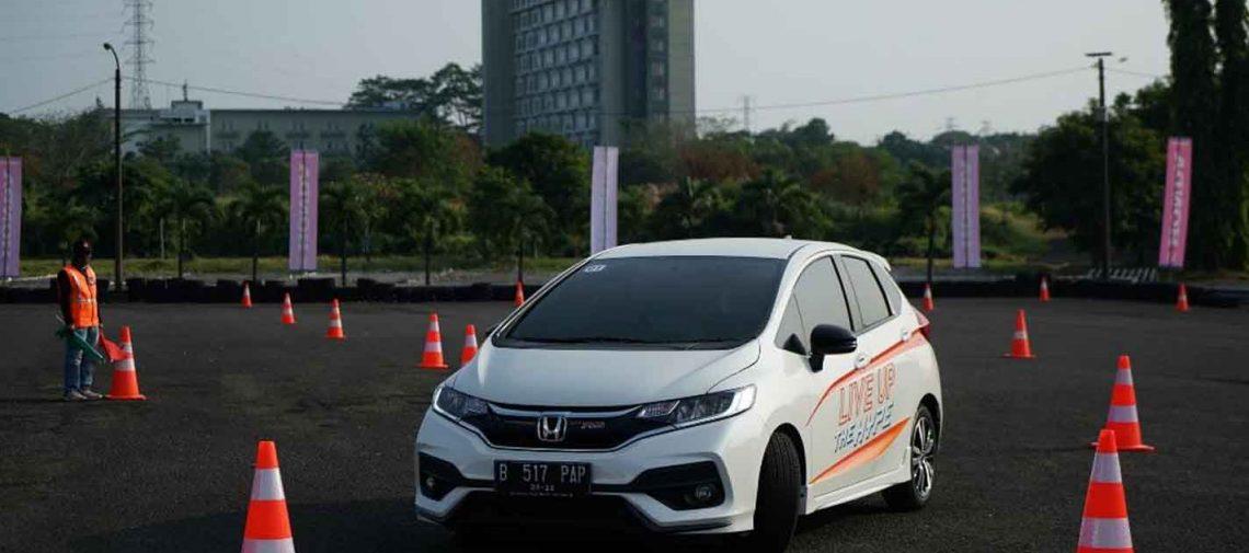 Honda Safety Driving Clinic