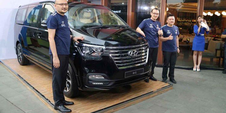 Hyundai H-1 Anyar Sudah Mengaspal di Indonesia, Tambah Mewah Bro! - Carmudi Indonesia