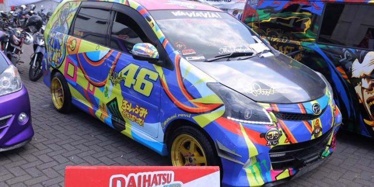 Modifikasi Daihatsu
