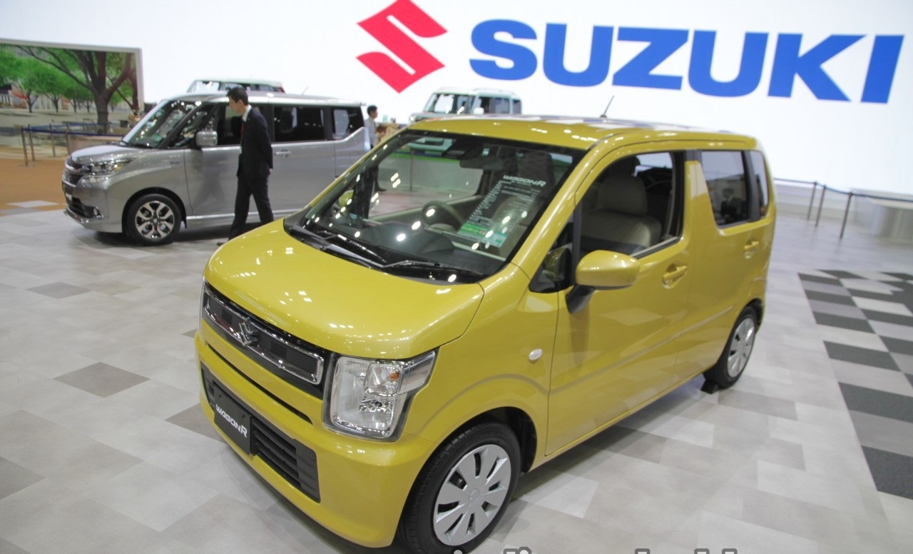 suzuki wagon r listrik