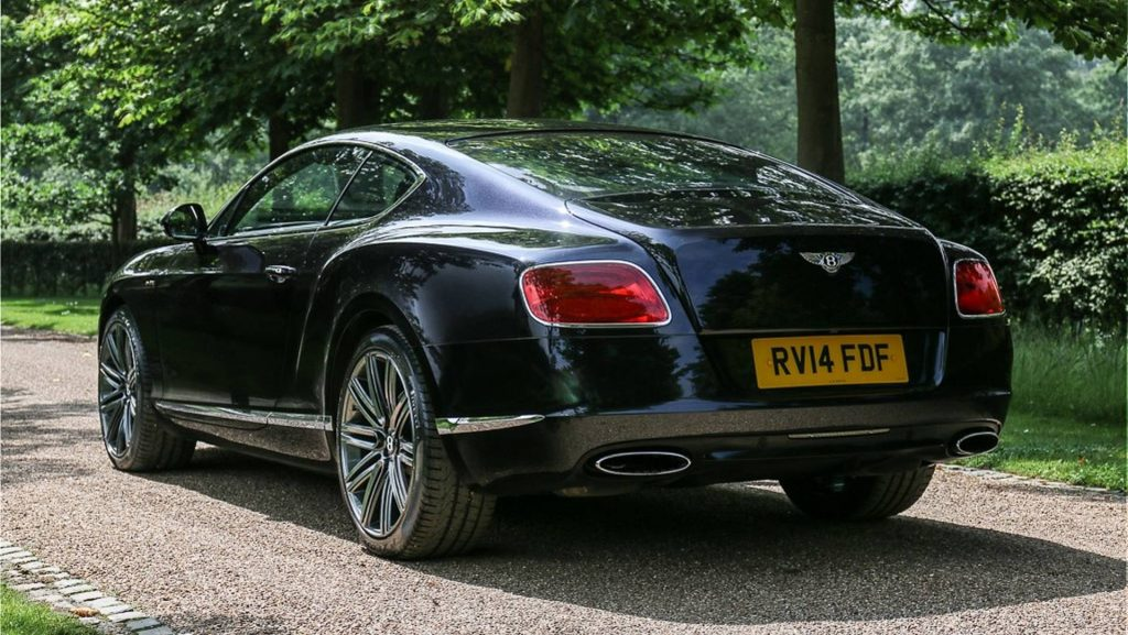 Bentley Continental GT Speed Bekas Elton John Dilelang ...