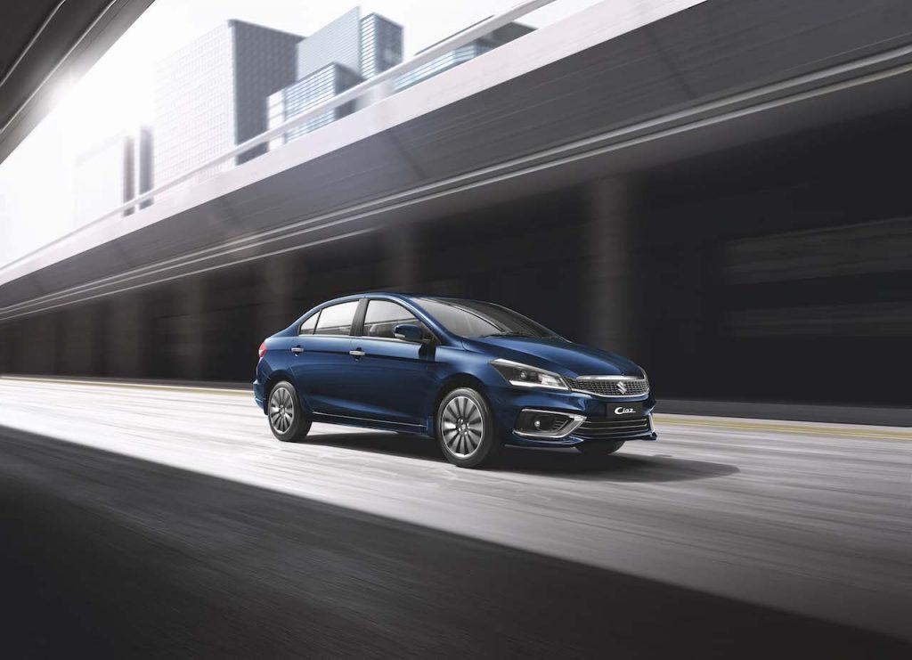 Suzuki Ciaz Facelift Meluncur, Apa Saja Perubahannya? - Carmudi Indonesia