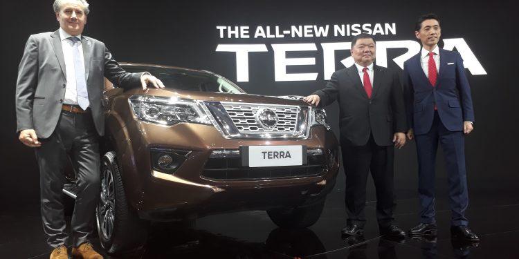 New Nissan Terra