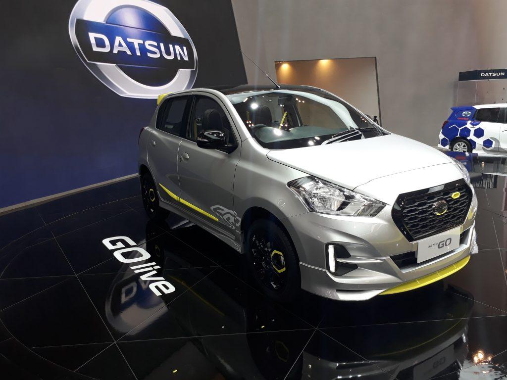 Datsun GO-Live mobilnya anak muda