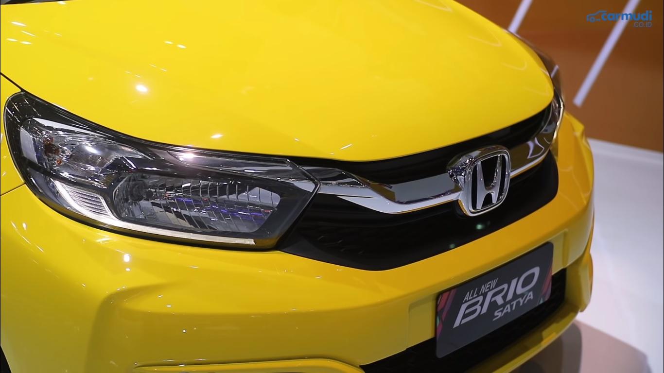 Honda Brio Satya 2018