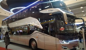 Bus Legacy SR2 Double Decker