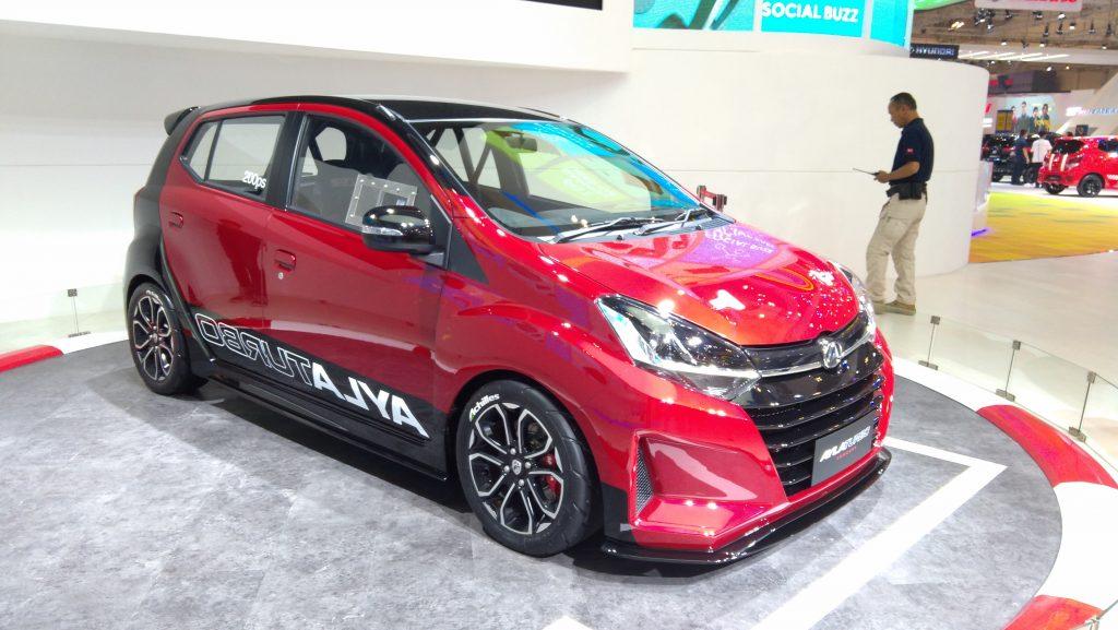 Mengenal Lebih Dekat Daihatsu Ayla Turbo yang Punya Tenaga 200 PS - Carmudi Indonesia