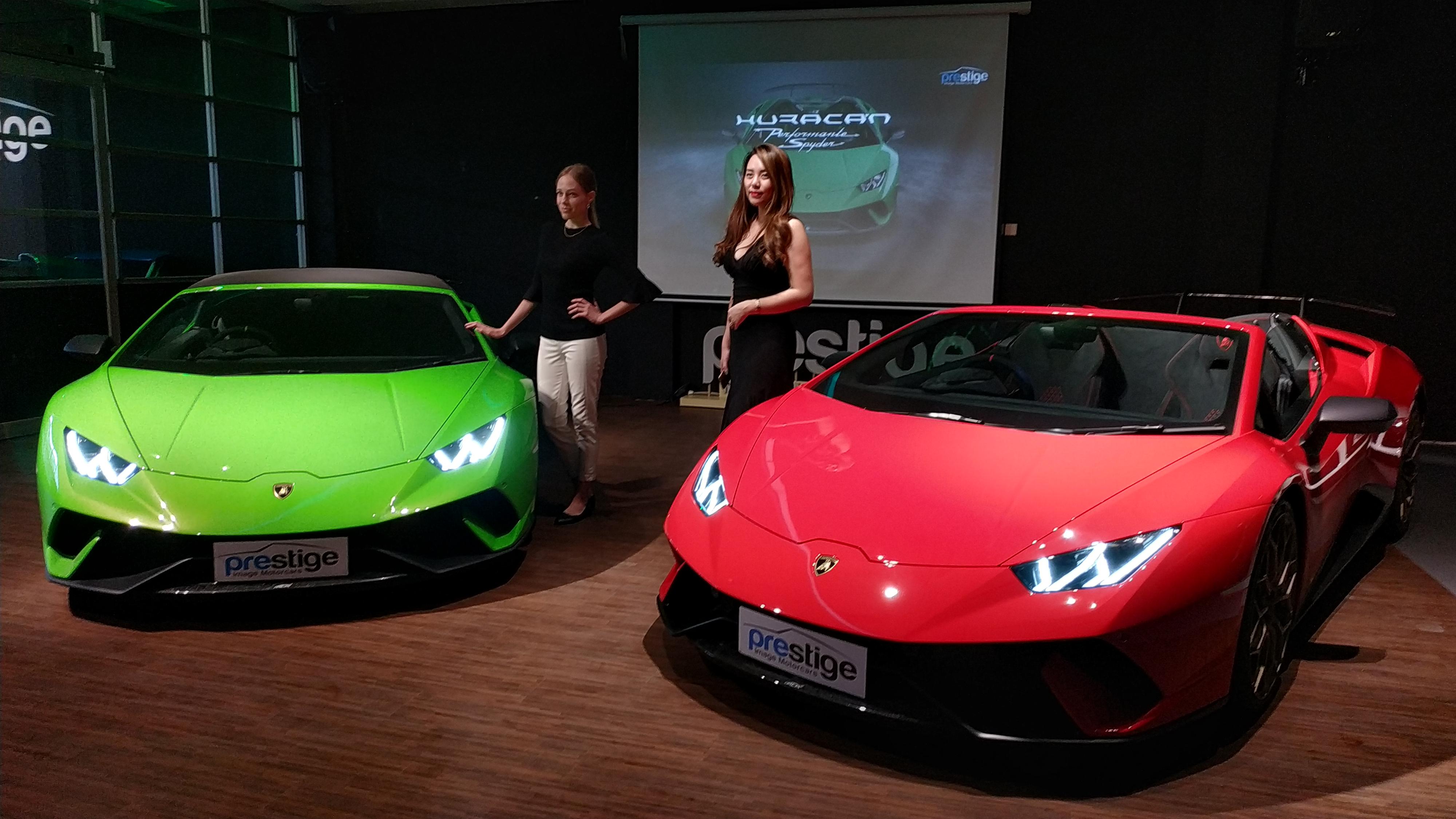 Lamborghini Jual 7 430 Mobil Sepanjang 2020 Turun Cuma 9