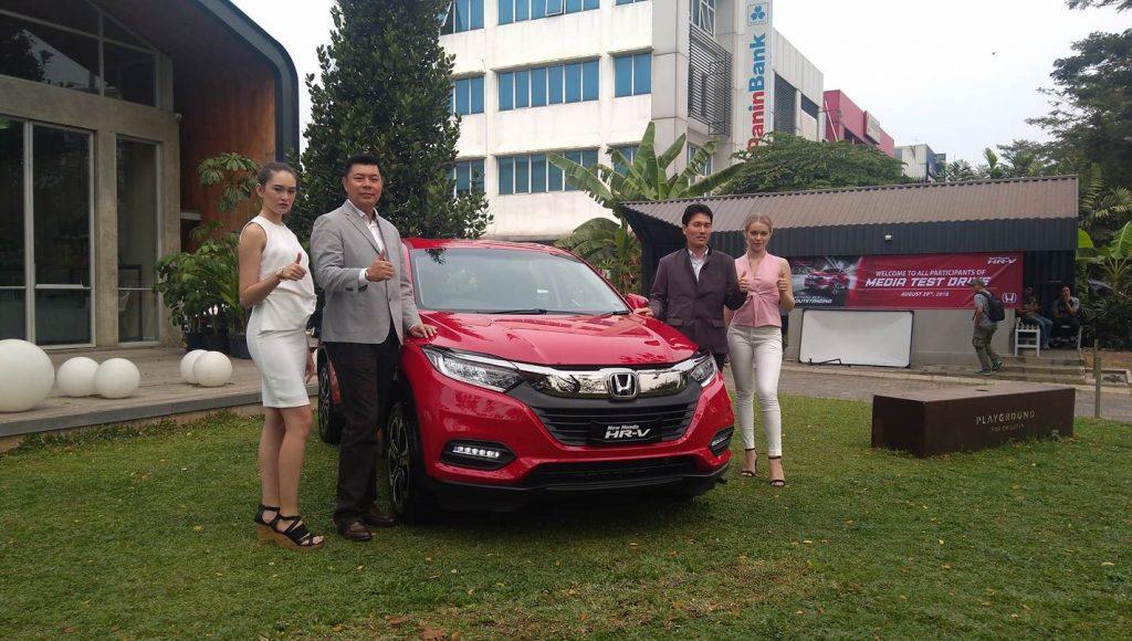 Ini Alasan Honda Hadirkan HR-V 1.5 Special Edition - Carmudi Indonesia