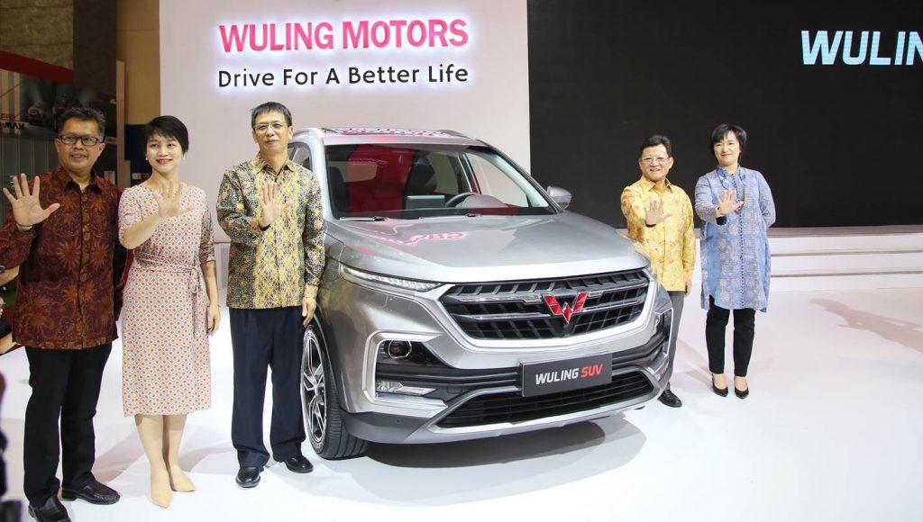 Wuling SUV Pakai Mesin 1.5 Liter Turbo, Ancam Honda CR-V dan DFSK Glory 580 - Carmudi Indonesia