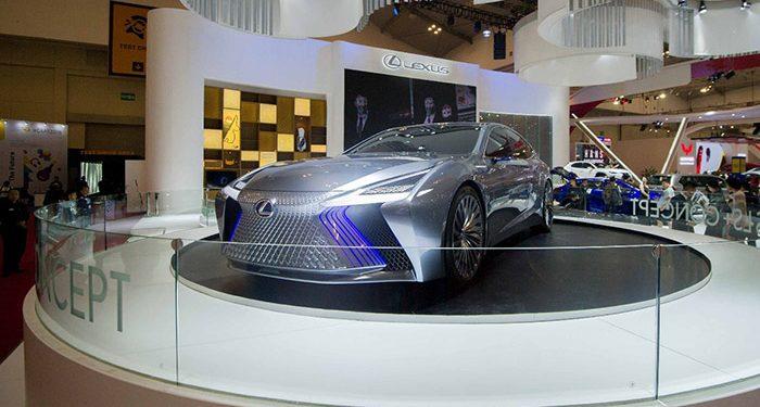 Mobil Konsep di GIIAS 2018