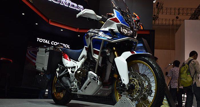 Promo Kredit Honda Big Bike