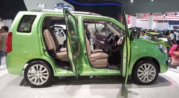 Suzuki Wagon R 7-penumpang