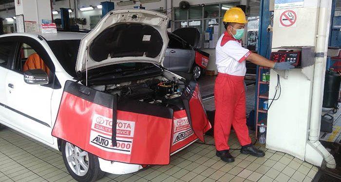 Uji Emisi di Bengkel Auto2000