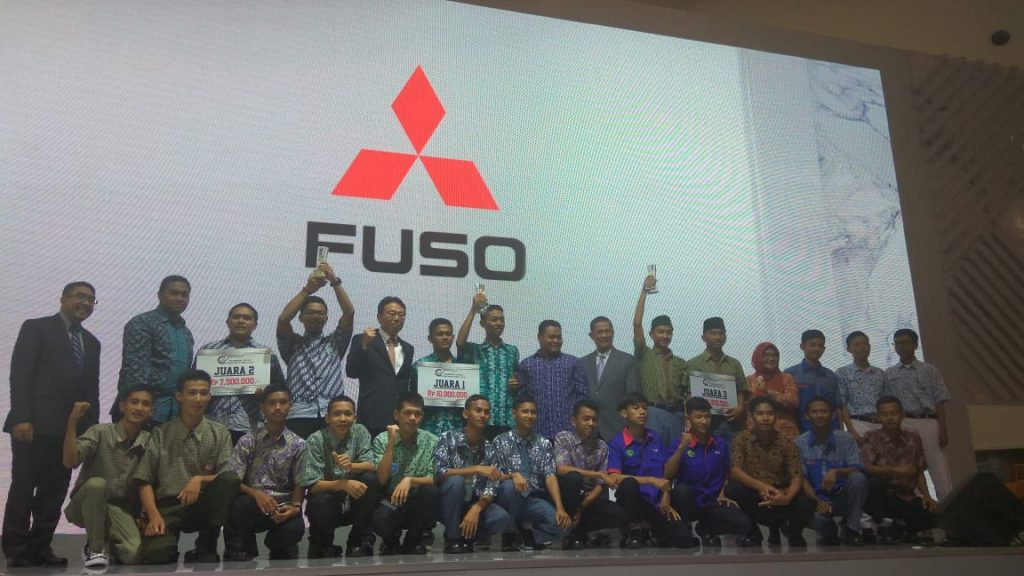 Fuso Student Skill Competition