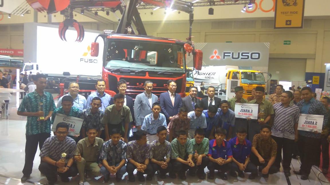 Pemenang Fuso Student Skill Competition